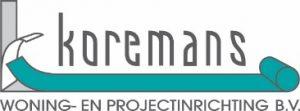 logo Koremans woning en projectinrichting